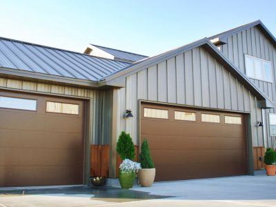 Yanish Steel Siding