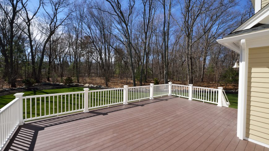 Outdoor Living: Adding a deck to your home