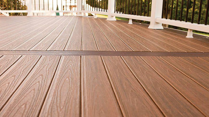 Composite Decking – Custom Decks – Yanish Custom Exteriors