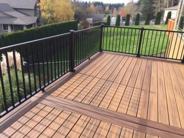 Decks Decking Materials Yanish Custom Exteriors