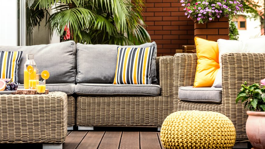 8 Deck Accessories to Upgrade Your Outdoor Space